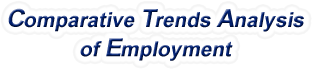 Georgia - Comparative Trends Analysis of Total Employment, 1969-2015