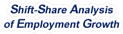 Shift-Share Analysis of Georgia Employment Growth and Shift Share Analysis Tools for Georgia